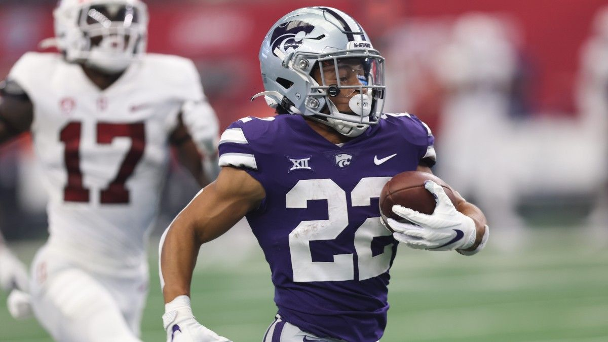 Nevada vs. Kansas State Betting Odds, Prediction, Pick: Expect Wildcats to Roll in Week 3 (September 18) article feature image