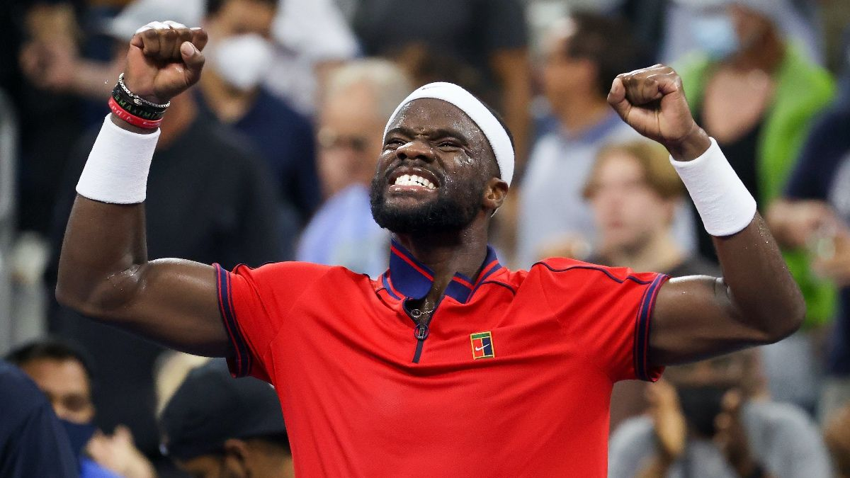 U.S. Open Odds & Sunday Betting Preview: Back Underdog Frances Tiafoe to Pick Up Another Victory article feature image
