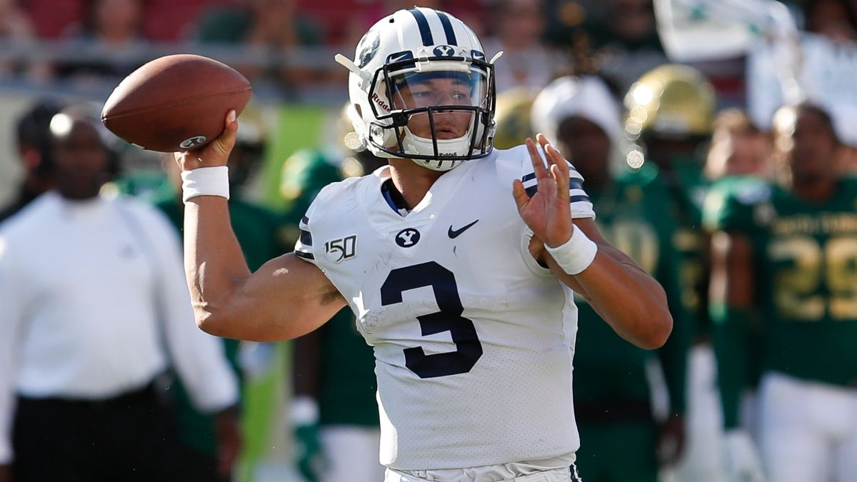 College Football Week 1 Odds, Picks & Prediction for Arizona vs. BYU: Wildcats Have Value as Underdog in Vegas (Saturday, Sept. 4) article feature image