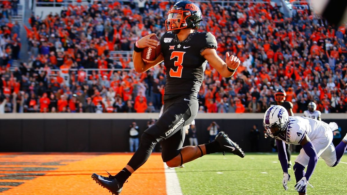 Saturday College Football Odds & Pick for Tulsa vs. Oklahoma State: How to Bet This In-State Matchup (Sept. 11) article feature image