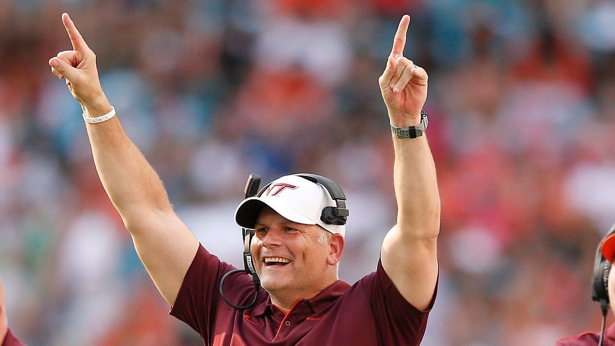 Middle Tennessee vs. Virginia Tech Odds, Prediction, Pick: The Bet to Make on Saturday's Over/Under article feature image
