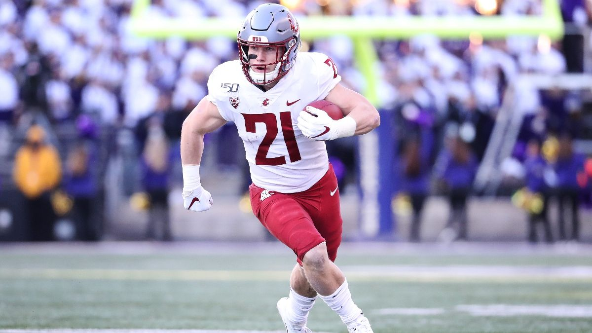 Utah State vs. Washington State Odds, Line: 2021 College Football Picks, Week 1 Predictions (Saturday, Sept. 4) article feature image