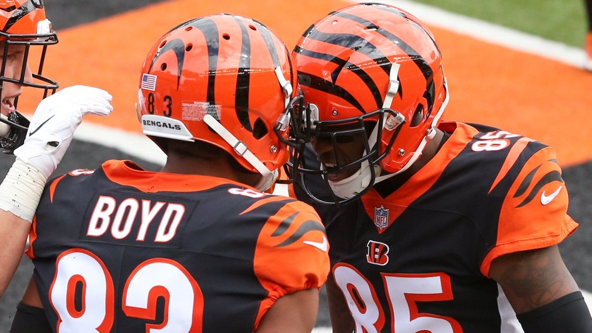 Fantasy Impact Of Tee Higgins' Injury, Including Notes On Tyler Boyd, Joe Burrow article feature image