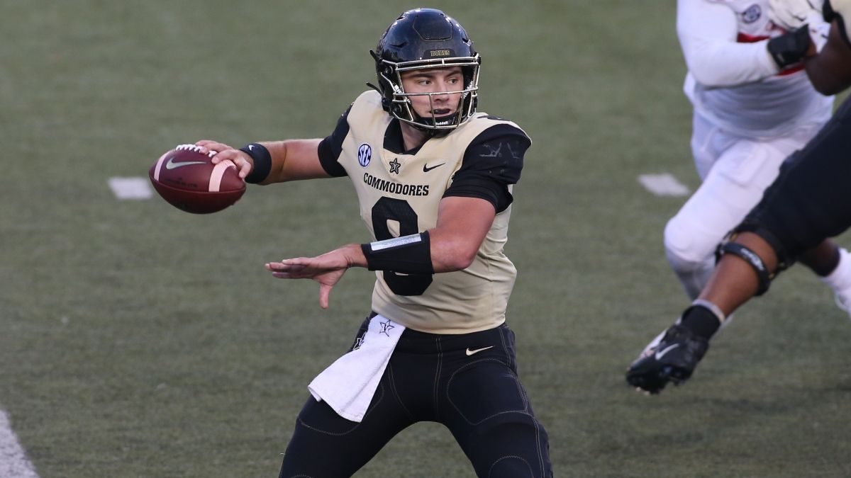 College Football Odds & Pick for Vanderbilt vs. Colorado State: Bet Commodores to Cover (September 11) article feature image
