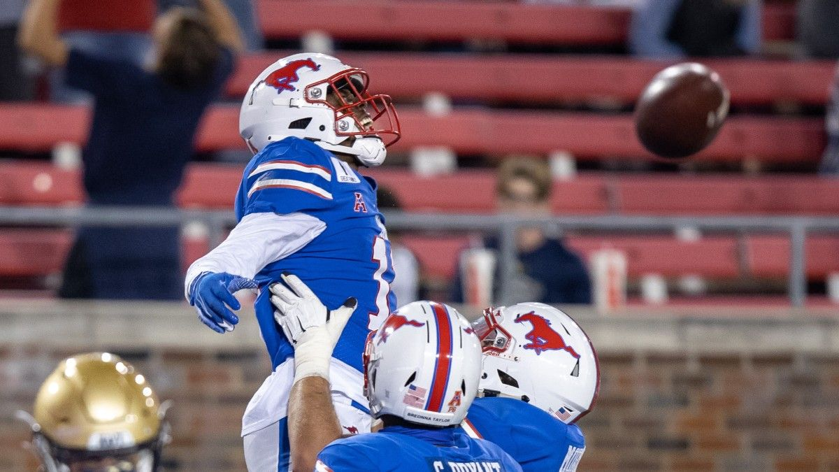 College Football Odds, Pick for Abilene Christian vs. SMU: Expect Mustangs to Roll Early (Sept. 4) article feature image