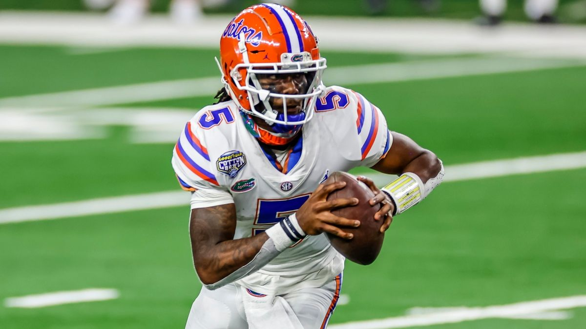 Florida Atlantic vs. Florida Odds, Pick, Prediction: Back Gators Offense to Thrive in Week 1 (Saturday, Sept. 4) article feature image