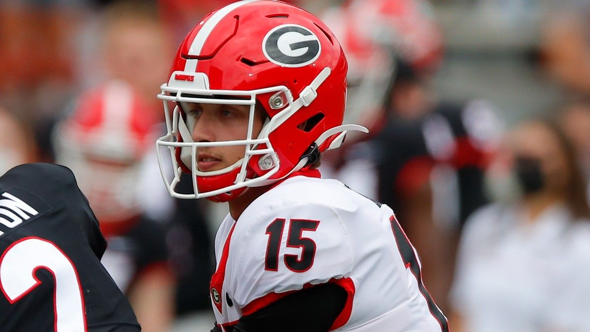 JT Daniels Injury: UAB-Georgia Betting Odds Fly With New QB Reportedly Starting article feature image