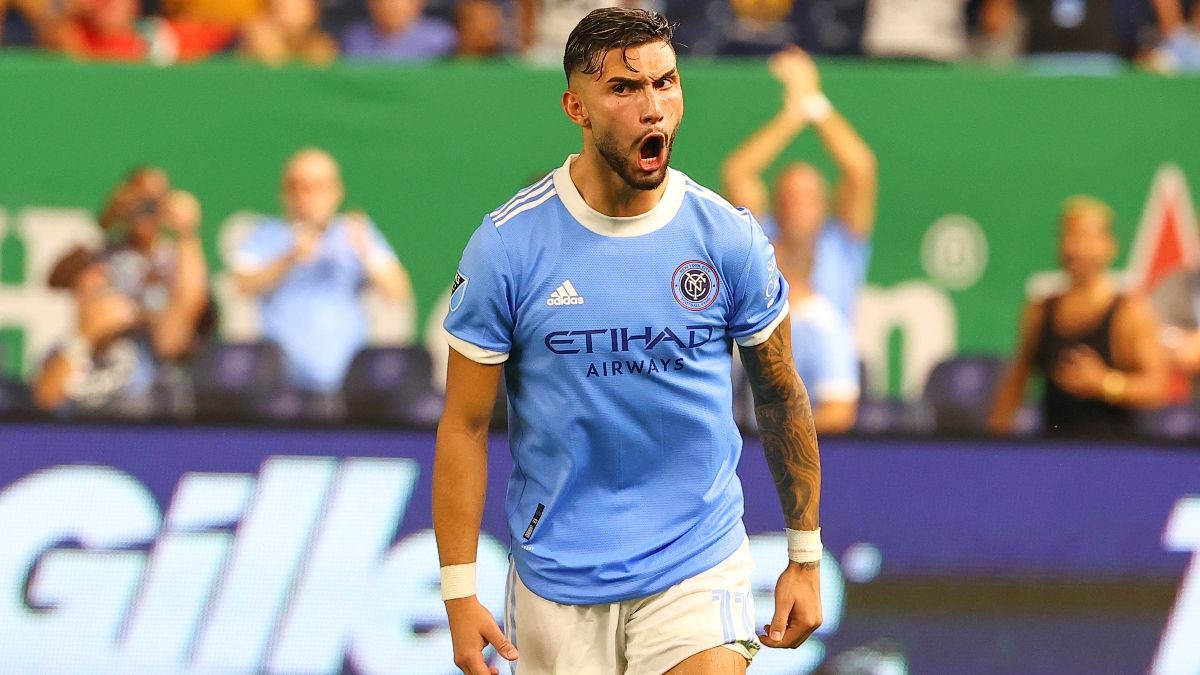 Nashville vs. New York City FC Betting Preview: How To Bet Friday's MLS Matchup (Sept. 3) article feature image