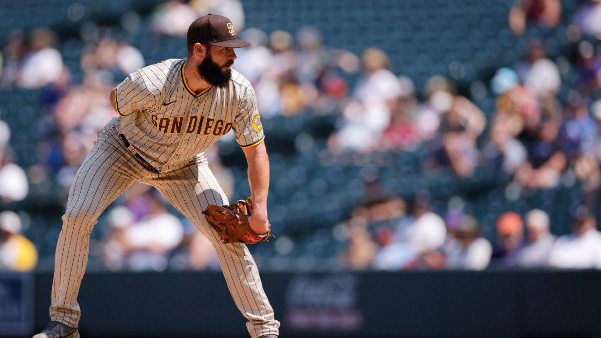 Friday MLB Odds, Preview, Prediction for Astros vs. Padres: Fade Struggling Arrieta Again (Sept. 3) article feature image