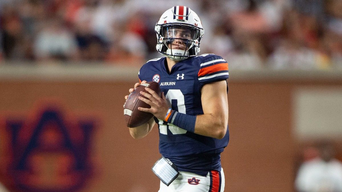 Auburn-Penn State Odds, Trends Report: Betting Action Driving Spread Through Key Numbers article feature image