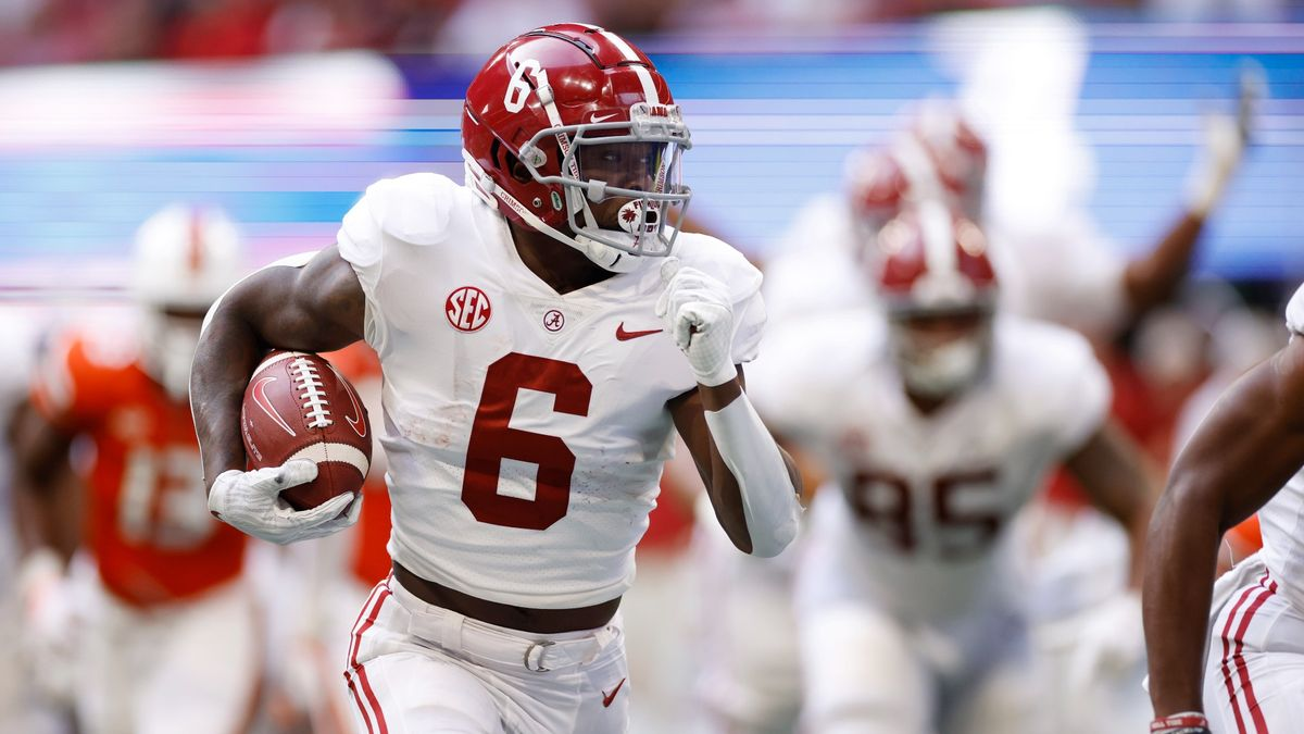 College Football Odds, Picks, Predictions for Southern Miss vs. Alabama: How to Bet the Crimson Tide on Saturday article feature image