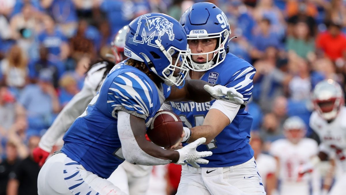 College Football Week 2 Betting Odds & Pick for Memphis vs. Arkansas State: Offenses Set To Shine in Saturday Duel article feature image