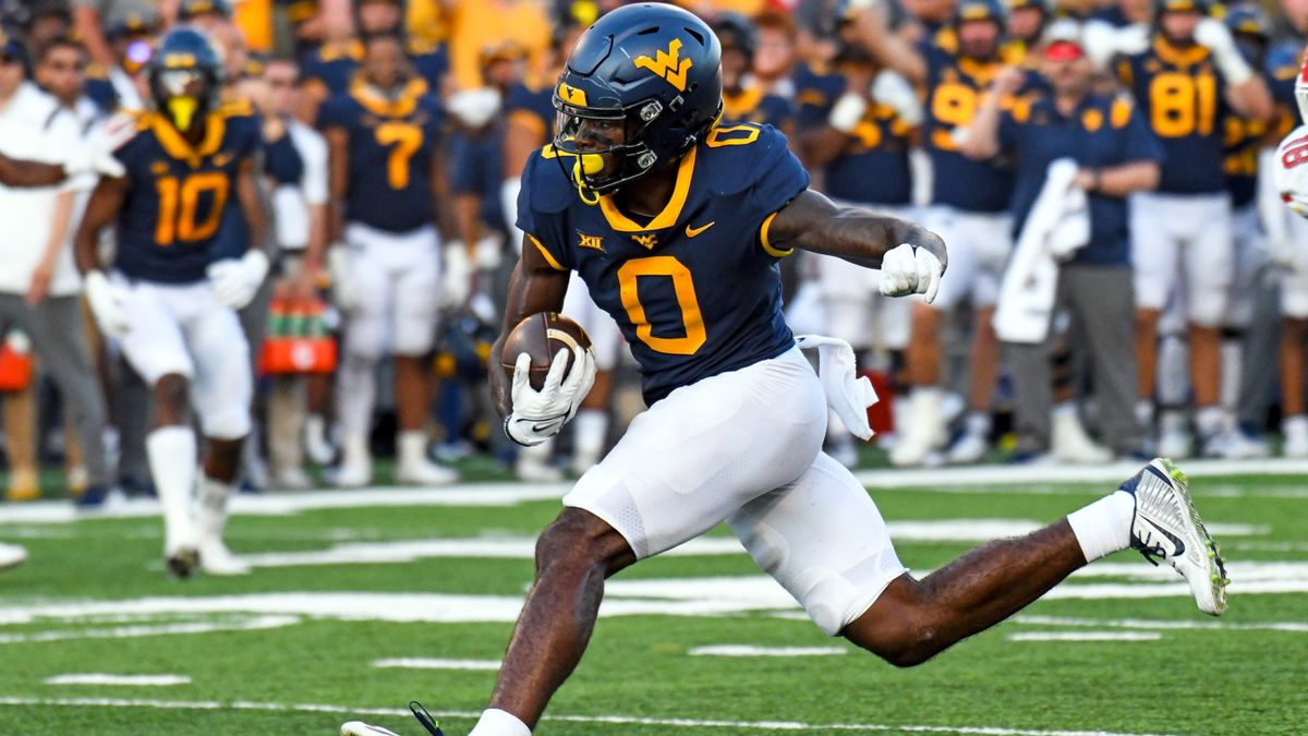 College Football Odds, Picks, Predictions for Texas Tech vs. West Virginia: How to Bet Saturday's College Football Showdown (Oct. 2) article feature image