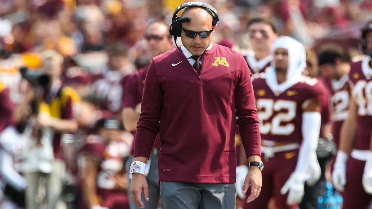 Minnesota Collapses Against Bowling Green As Massive Favorite article feature image