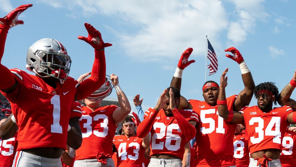 2022 College Football Playoff National Championship Odds Tracker: When Should Bettors Invest in Buckeyes? article feature image