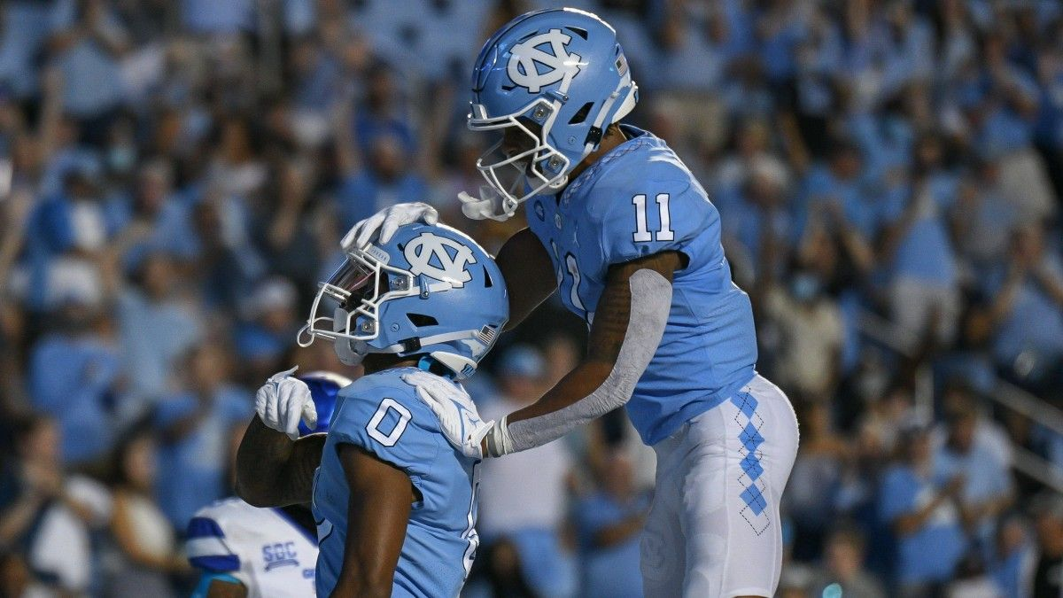 College Football Odds, Picks, Prediction for North Carolina vs. Georgia Tech: How To Bet This ACC Duel article feature image