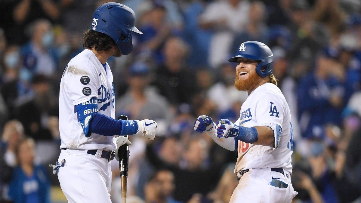 MLB Odds, Expert Picks, Predictions: 3 Best Bets, Including Reds vs. Pirates & Diamondbacks vs. Dodgers (Tuesday, Sept. 14) article feature image