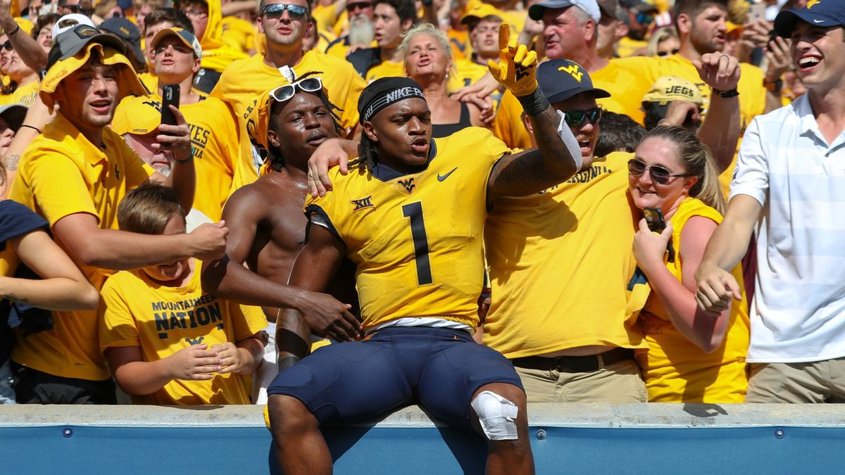 College Football Odd, Picks, Predictions for West Virginia vs. Oklahoma: How to Bet Saturday's Big 12 Battle (Sept. 25) article feature image
