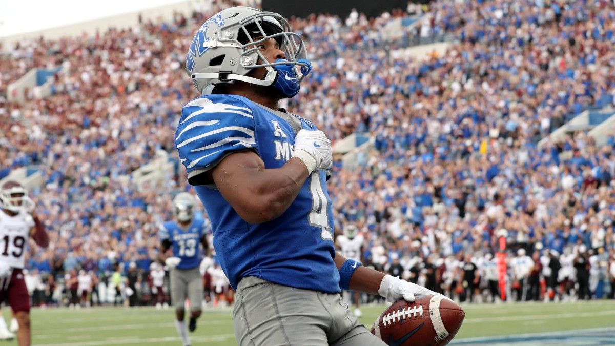 College Football Odds, Picks, Predictions for UTSA vs. Memphis: Upset On The Road To Be Expected? article feature image