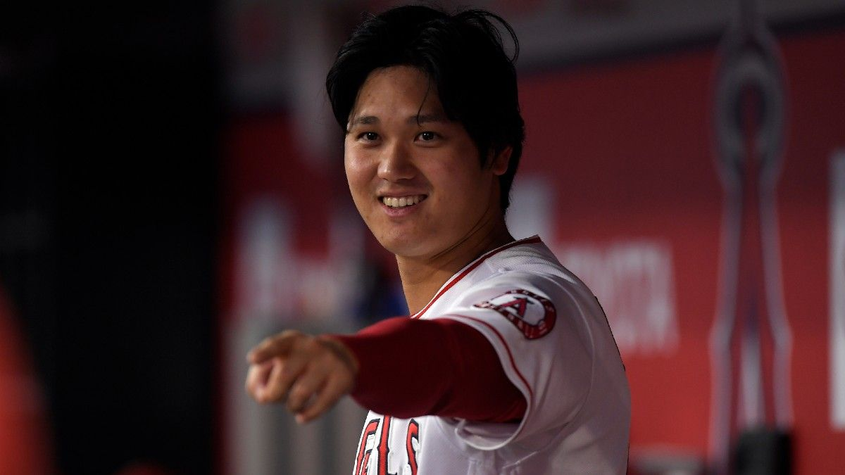 MLB Player Prop Bets & Picks: How To Bet Shohei Ohtani's Strikeout Total On Sunday (September 26) article feature image
