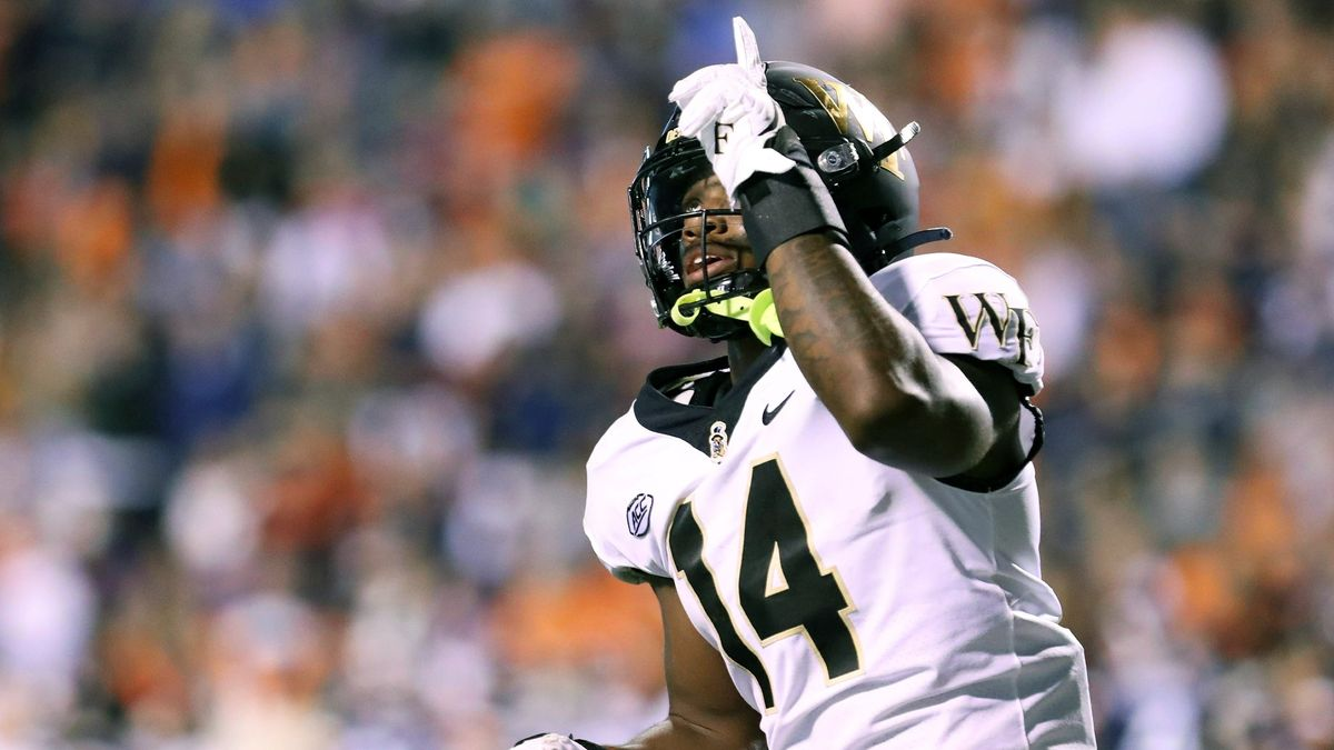 College Football Odds, Picks, Predictions for Louisville vs. Wake Forest: How to Bet This ACC Showdown article feature image