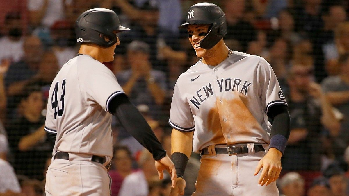 Yankees vs. Red Sox Odds, Preview, Prediction: New York Offense Sets Sights On Nick Pivetta (Saturday, September 25) article feature image