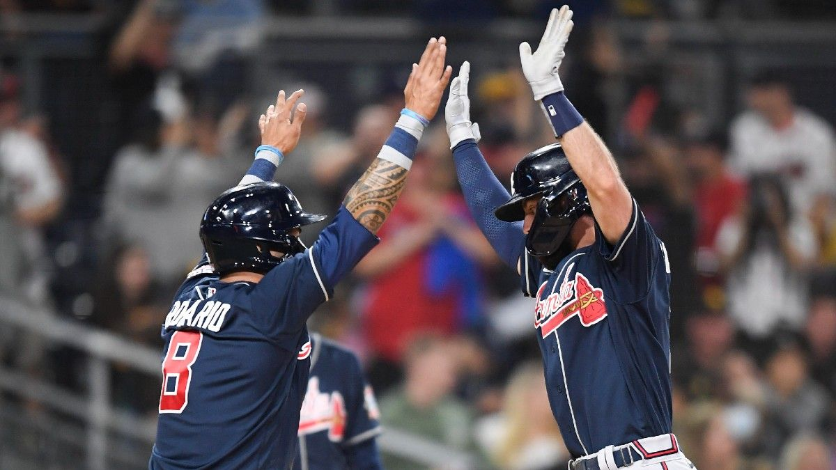 MLB Odds, Expert Picks, Predictions: 2 Best Bets For Saturday, Including Astros vs. Athletics & Braves vs. Padres (September 25) article feature image