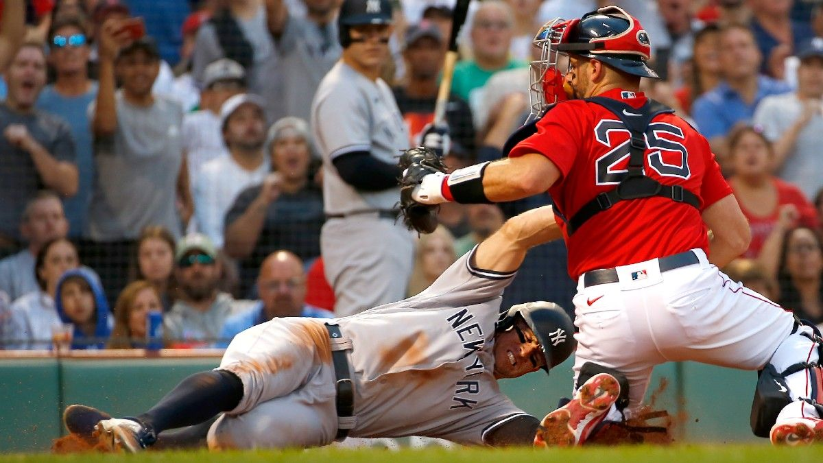 Sunday MLB Odds, Expert Picks, Predictions: 3 Favorite Bets, Including Astros vs. Athletics & Yankees vs. Red Sox (Sept. 26) article feature image