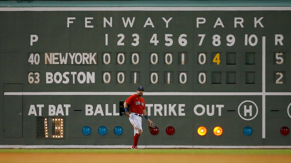 Sunday MLB Odds, Picks, Predictions: Yankees vs. Red Sox Betting Preview (Sept. 26) article feature image