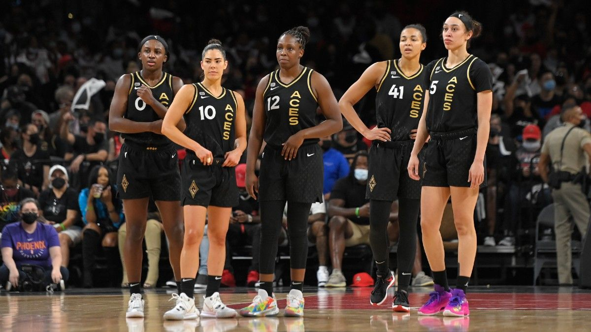 WNBA Playoffs Odds, Preview, Predictions: Betting Analysis for Sky vs. Sun & Mercury vs. Aces Game 2 (Thursday, September 30) article feature image
