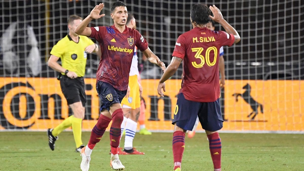 MLS Odds & Picks for LAFC vs. Real Salt Lake: How to Back Road Underdogs on Sunday (Sept. 12) article feature image