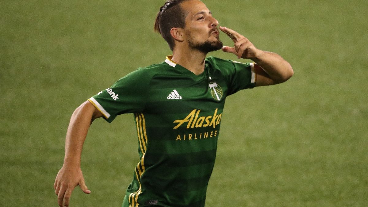 Sunday MLS Odds, Picks, Prediction for Portland vs. Los Angeles FC: Underdog Timbers Full of Value (Sept. 19) article feature image