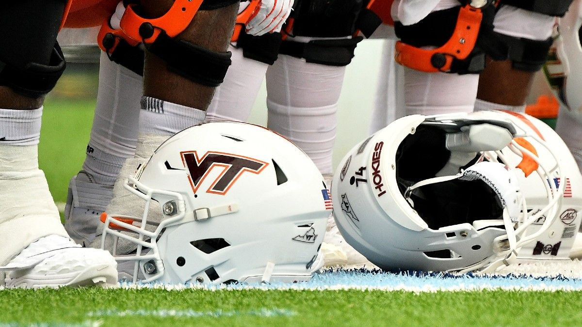 College Football Bettors Slamming Week 3 Spreads & Totals, Including Virginia Tech and Ohio State article feature image