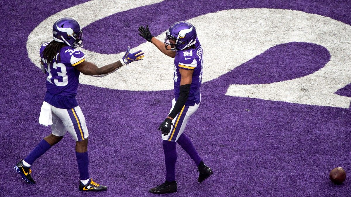 Vikings vs. Bengals Odds, NFL Week 1 Predictions, Pick: Back Minnesota's Offense To Dominate Cincinnati article feature image