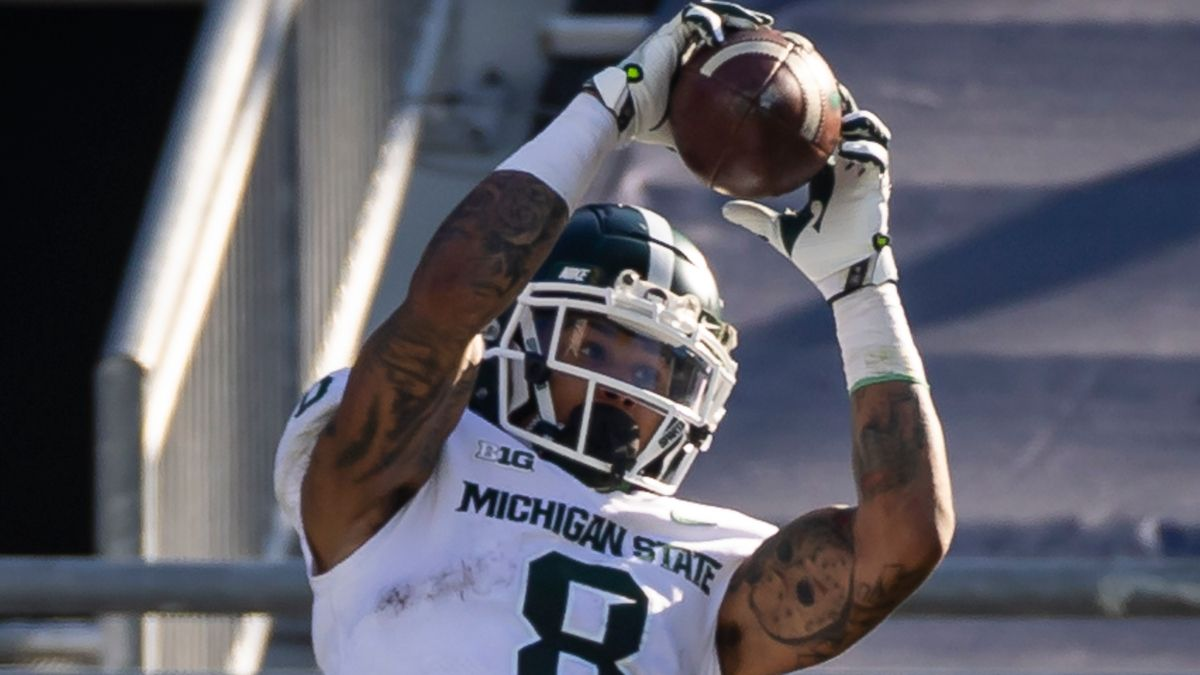 Friday College Football Odds, Pick for Michigan State vs. Northwestern: PRO Systems Edge Backing Spartans (Sept. 3) article feature image