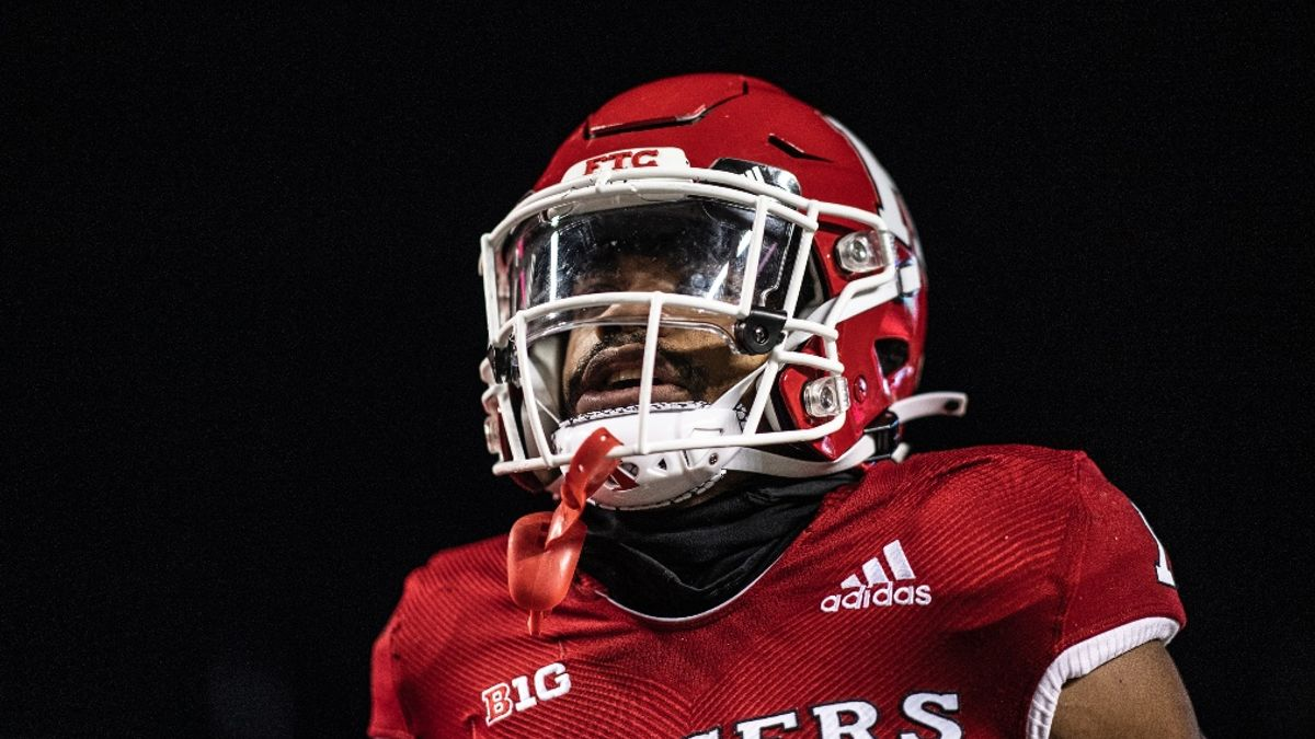 2021 College Football Week 1: Temple v. Rutgers Most Wagered on Game by Tickets article feature image