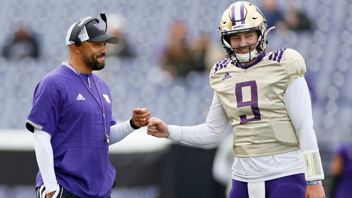 Montana vs. Washington College Football Odds & Pick: Find Betting Value on Total in Seattle (Sept. 4) article feature image