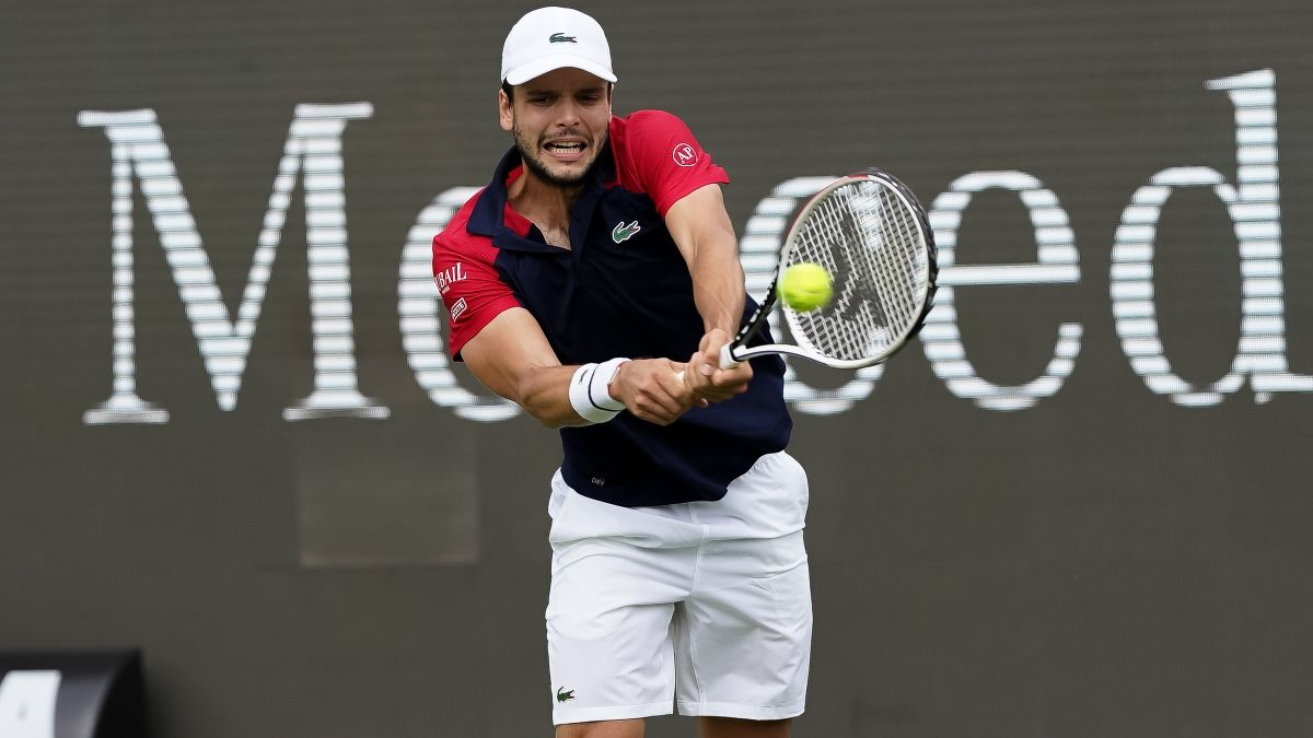 Monday ATP Picks: Two Bets for the Tour's Resumption in Metz, Including a Big Underdog to Watch Out For (Sept. 20) article feature image