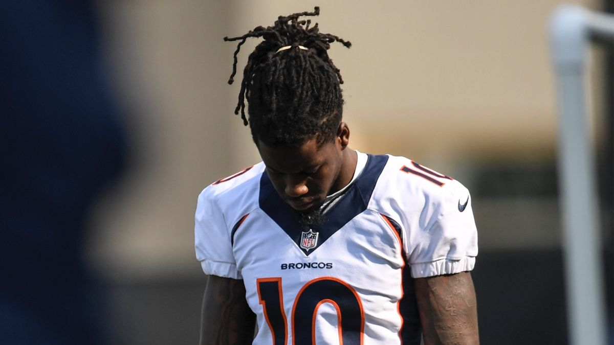 Broncos Receiver Jerry Jeudy Injured: Fantasy Impact, Analysis, Advice article feature image
