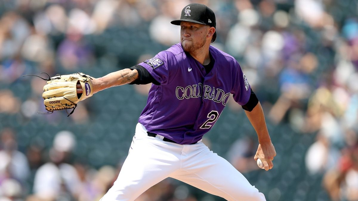 Giants vs. Rockies MLB Odds, Picks, Preview: The Moneyline Bet To Make For Monday's Game article feature image