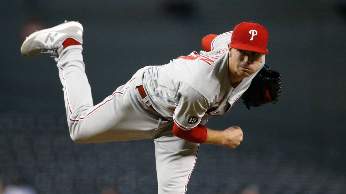 MLB Odds & Pick for Phillies vs. Mets: A Kyle Gibson Prop Bet for Sunday Night Baseball (September 19) article feature image