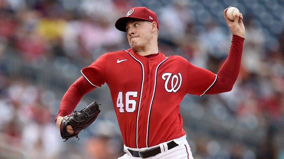 Thursday's MLB Player Prop Bets & Picks: Target Patrick Corbin's Strikeout Total Against Cincinnati (September 23) article feature image