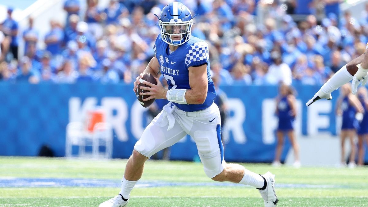 Missouri vs. Kentucky Betting Odds, Pick for Week 2: Another Offensive Explosion Expected from Wildcats? article feature image