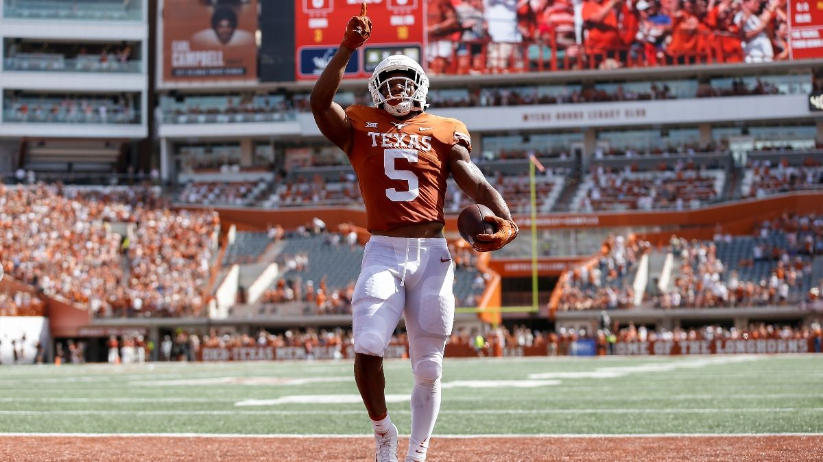 College Football Odds, Prediction, Pick for Texas vs. Arkansas: Our Betting Guide for Saturday's Week 2 Showdown article feature image
