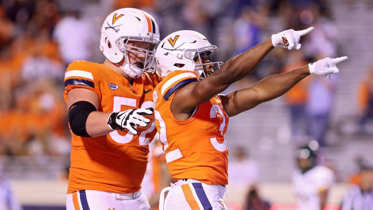 Illinois vs. Virginia Odds, Prediction, Pick: Betting Value on Saturday's Early Over/Under (Sept. 11) article feature image