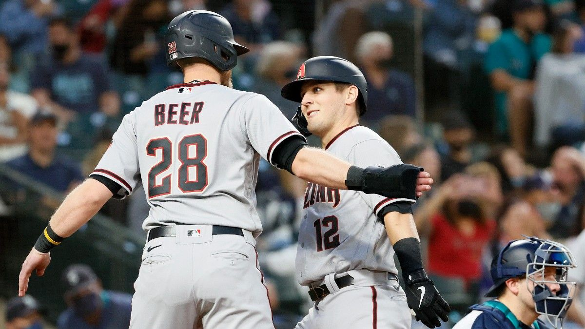 MLB Odds, Expert Picks, Predictions: 2 Best Bets For Sunday, Including Rangers vs. Athletics & Diamondbacks vs. Mariners (Sept. 12) article feature image