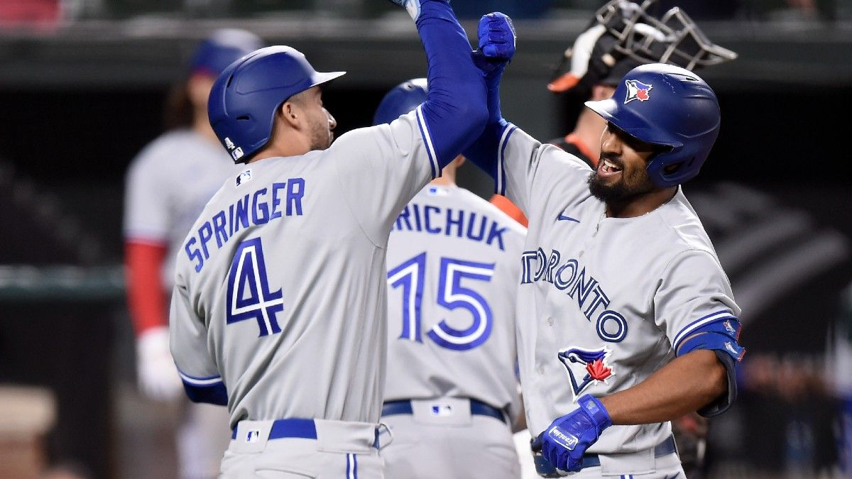 Rays vs. Blue Jays Odds, Pick, Prediction: Will Tampa Halt Toronto's Rapid Rise Up The Standings? (Monday, September 13) article feature image