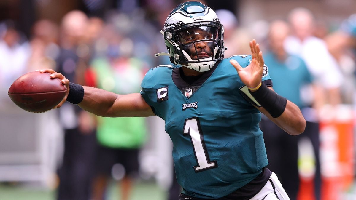 Week 2 NFL Bets: Eagles, Rams, Steelers/Cowboys Teaser, More Spreads & Over/Unders article feature image