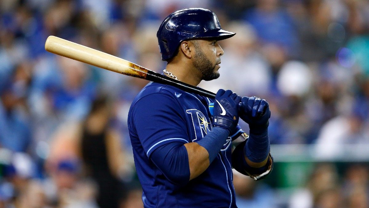 MLB Player Prop Bets for Rays vs. Tigers: 2 Picks for Thursday's Game, Including Tyler Alexander & Nelson Cruz (September 16) article feature image