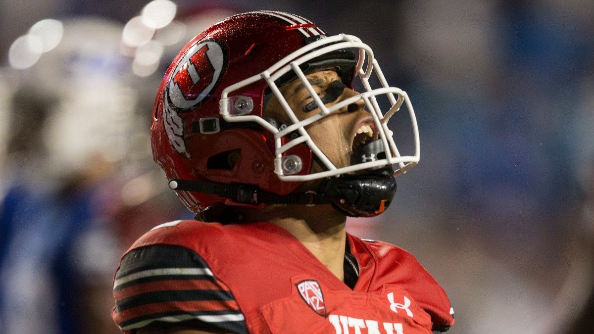 College Football Odds, Picks, Predictions for Washington State vs. Utah: Over/Under is Too Low article feature image